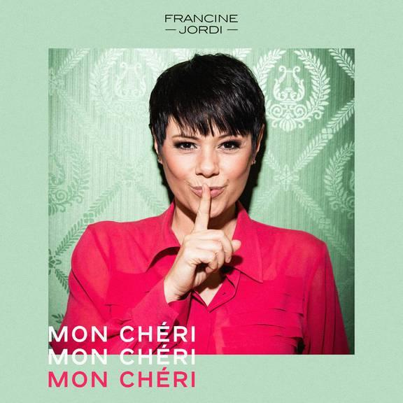 Platz 2 - Francine Jordi - Mon Chéri