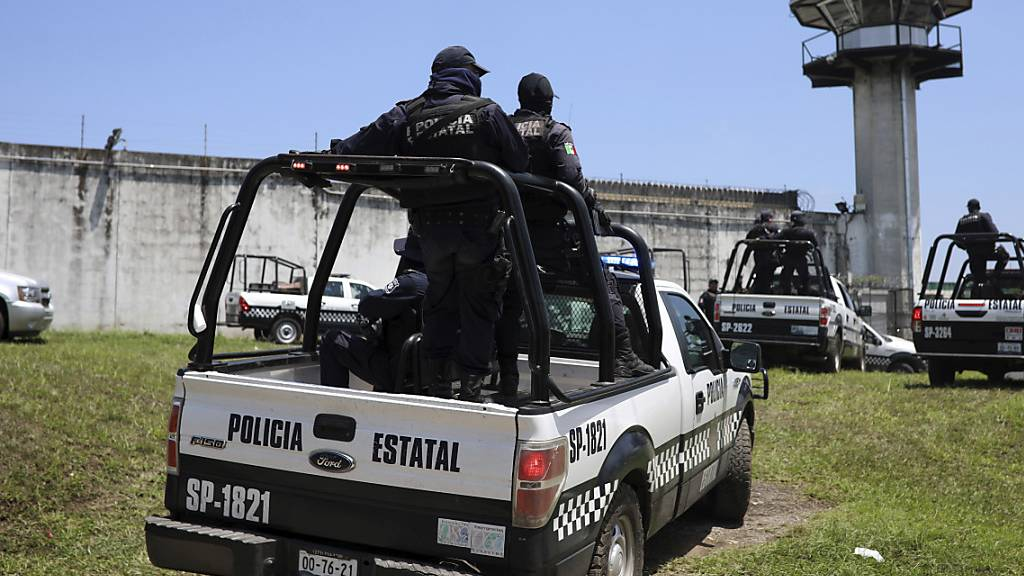 16 Tote bei Kämpfen in mexikanischem Gefängnis