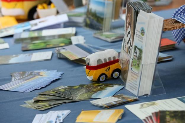 Das Postauto für die Kleinen und Grossen