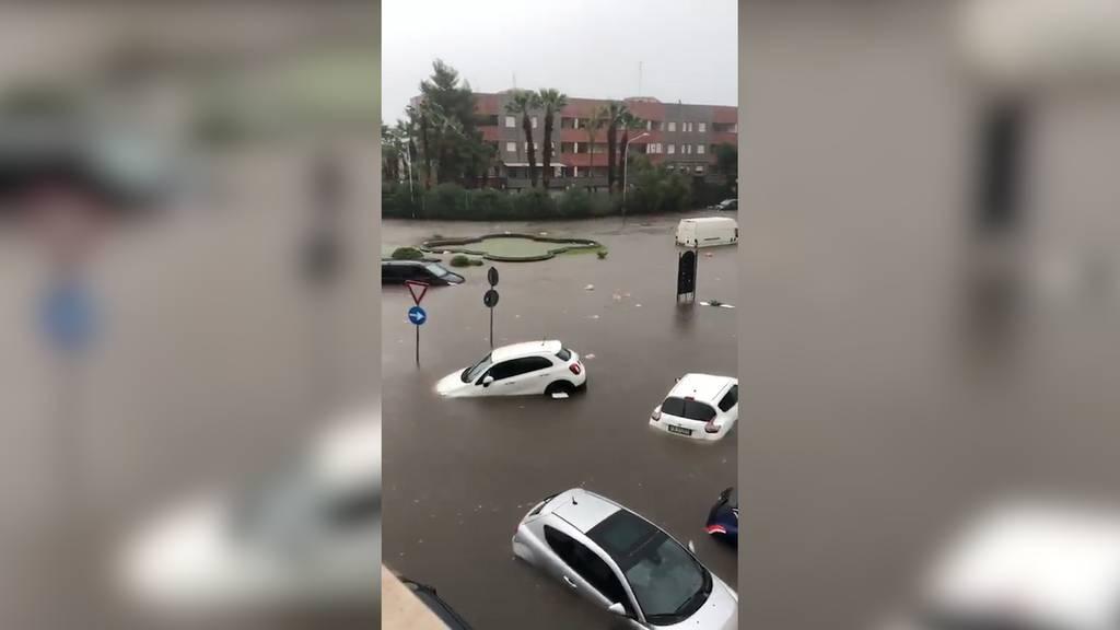 53-Jähriger stirbt bei heftigen Überschwemmungen auf Sizilien
