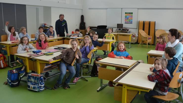 """Der Kantonsrat hat einen Gegenvorschlag zur """"Klassengrösseninitiative"""" ausgearbeitet (Symbolbild)."""