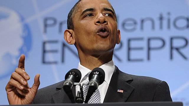 Republikaner stimmen gegen US-Präsident Obamas Finanzmarktreform