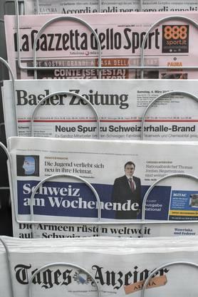 Der Basler Newsmarkt ist umkämpft.