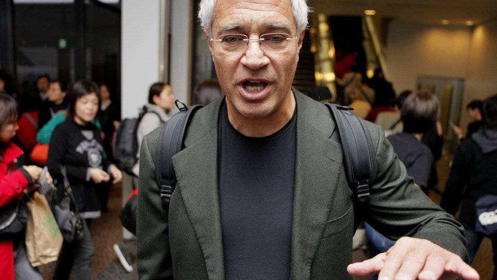 Regisseur Louie Psihoyos ist ein Elektro-Auto-Fan der ersten Stunde (Archiv).