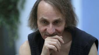 Der französische Starautor Michel Houellebecq wurde am Donnerstag mit einer weiteren Auszeichnung geehrt. (Archivbild)