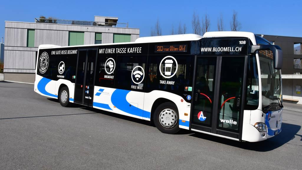 Vollbremsung Linienbus: Drei Personen leicht verletzt