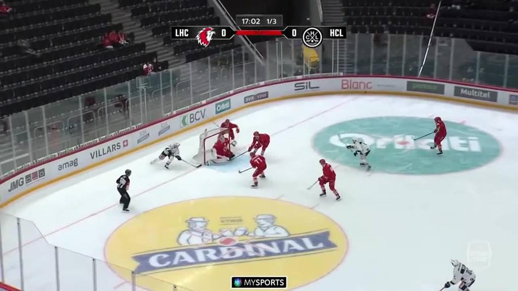 Lausanne siegt mit 2:1 gegen Lugano