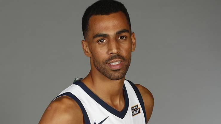 Thabo Sefolosha musste sich mit den Utah Jazz zum vierten Mal in Folge geschlagen geben
