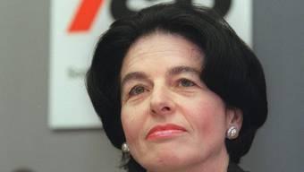 «Punkto Titel-Komplexität dürfte jedoch bis in alle Ewigkeit die Dissertation der ehemaligen SP-Präsidentin Ursula Koch den Vogel abschiessen.»