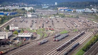 Der Rangierbahnhof auf dem Gemeindegebiet von Spreitenbach und Dietikon steht nicht nur wirtschaftlich unter Druck.