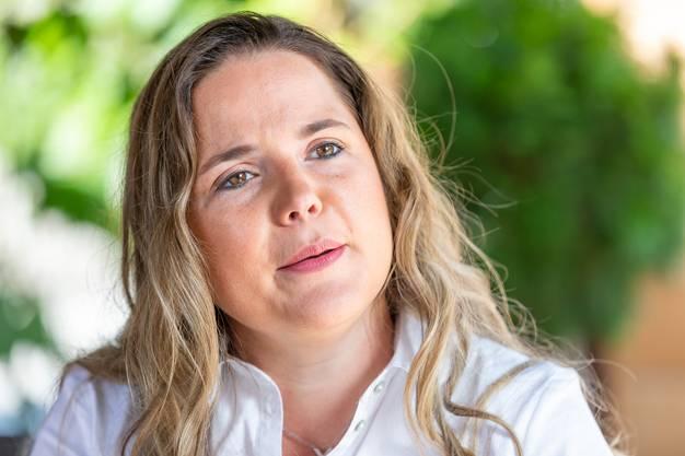 Möchte nicht Präsidentin der SVP Schweiz werden: Martina Bircher.