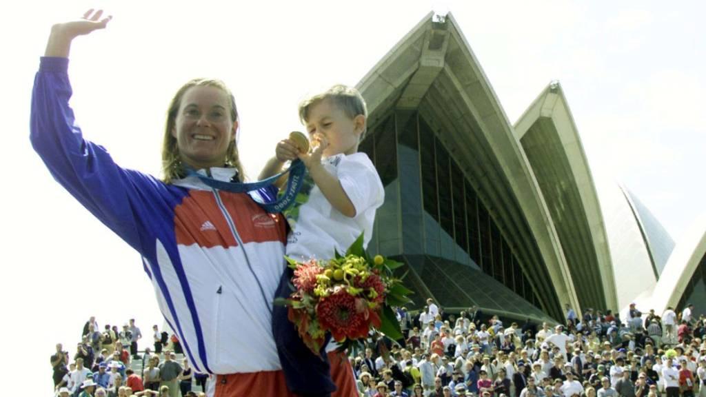 Brigitte McMahon holt in Sydney Triathlon-Gold