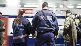 Durch mehr Präsenz der Bahnpolizei soll die Situation in den Griff gekriegt werden.