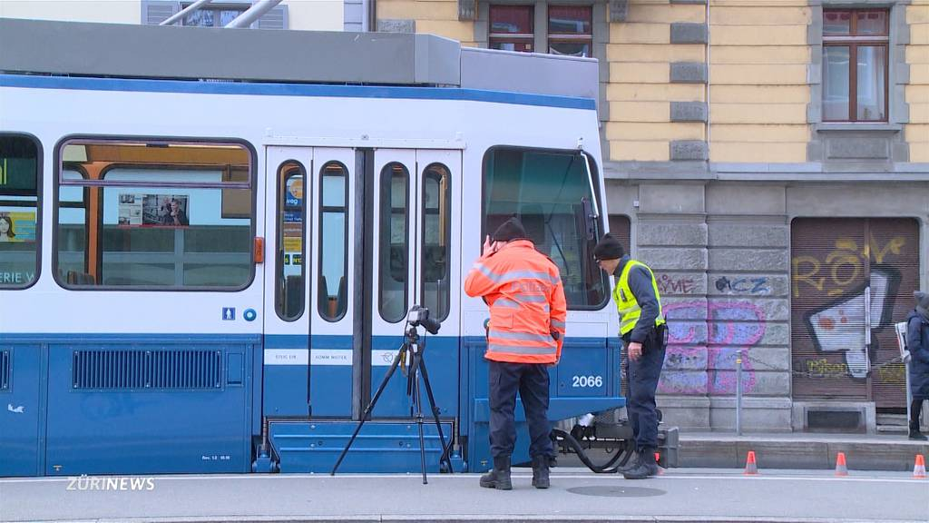 Tram-Situation in Zürich verschlechtert sich weiter