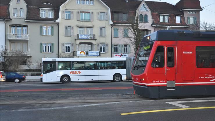Damit sich die Fahrgäste in Bipperlisi und den BSU-Bussen wohl fühlen, ist ein Bussenkatalog erstellt worden.