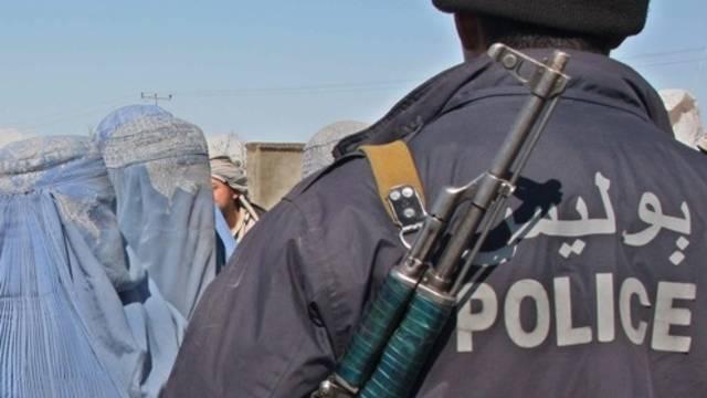 Ein Polizist in Afghanistan (Symbolbild)