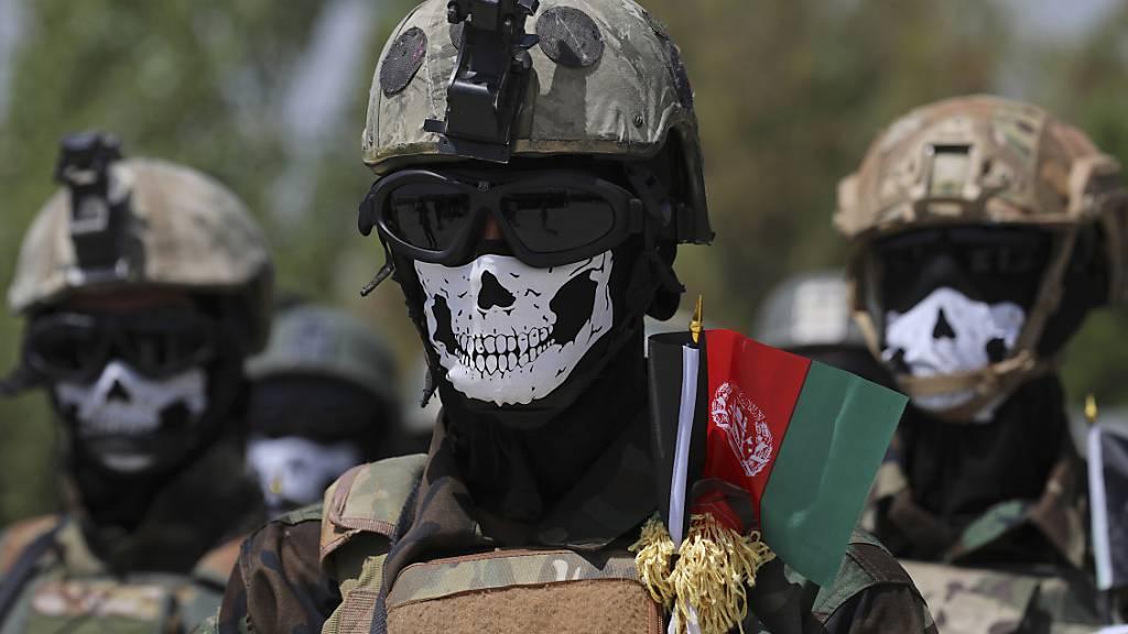 Nato startet Training für afghanische Spezialkräfte in der Türkei