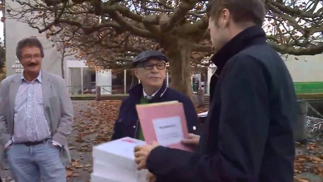 Fricktaler Bevölkerung wehrt sich mit Petition gegen Tarifverbund-Sparpläne