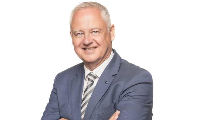 René Bodmer ist Grossrat und SVP-Bezirkspräsident von Bremgarten.