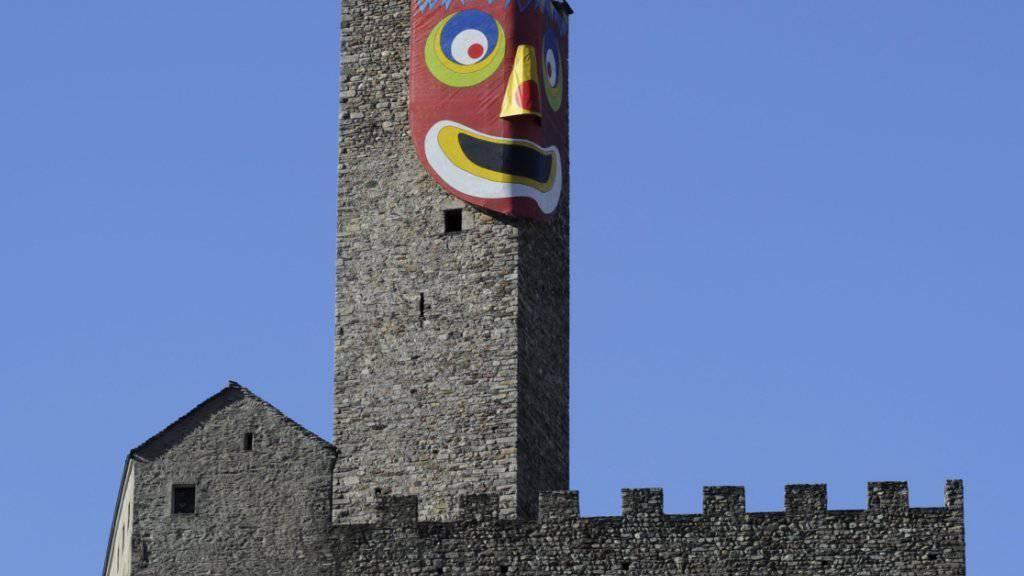 Bellinzoneser Burgen sind beim Expo-Publikum kein Renner
