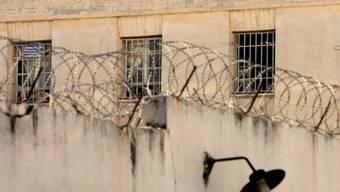 Gefängnis in Athen (Archiv)