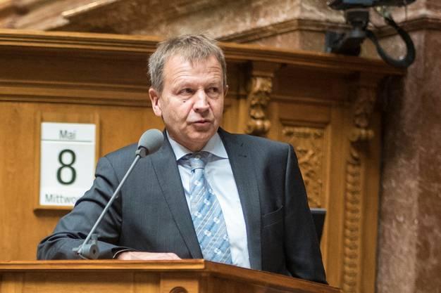 Erich von Siebenthal