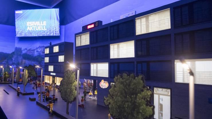 Einweihung der Besucherstation zur Energy-System-Integration-Platform ESI