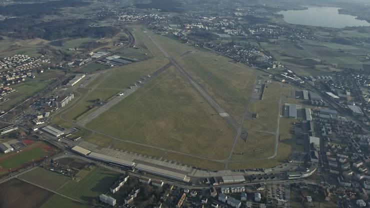 Eine solche Fläche wie den Flugplatz Dübendorf könnte man dem Bund in der Nordwestschweiz nicht für einen Innovationspark zur Verfügung stellen. Deshalb betont man hier die Qualität der regionalen Forschung.