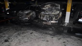Der entstandene Sachschaden wird auf über 100'000 Franken geschätzt.