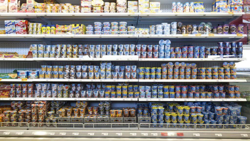 Die Fair-Food-Initiative der Grünen fordert hohe Standards für in- und ausländische Lebensmittel, die in der Schweiz verkauft werden (Archivbild).