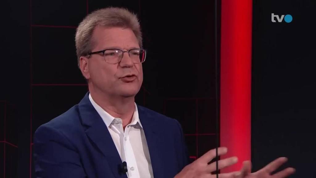 «CEO Talk» mit René Buholzer von der Interpharma