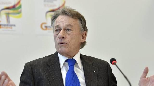 Messe-Gründer Jean-Luc Vincent