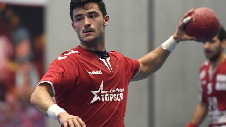 In der dritten Runde der Handball NLA trennen sich der TV Endingen und der RTV Basel mit 30:30.
