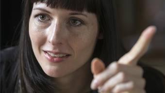 Die Wettinger Regisseurin Rebecca Panian gibt ihrem Heimatort den Vorzug, bevor ihr Film landesweit anläuft.KEYSTONE/Peter Klaunzer