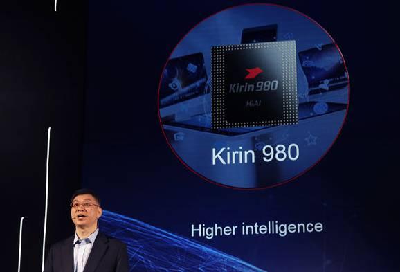 ARM ist die Grundlage für Huaweis Smartphone-Chips wie den Kirin 980 im aktuellen Topmodell Huawei P30 Pro.