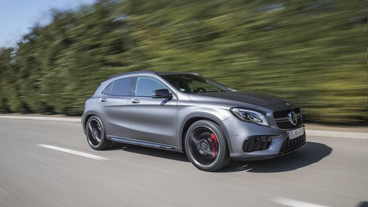 Mercedes-AMG GLA45