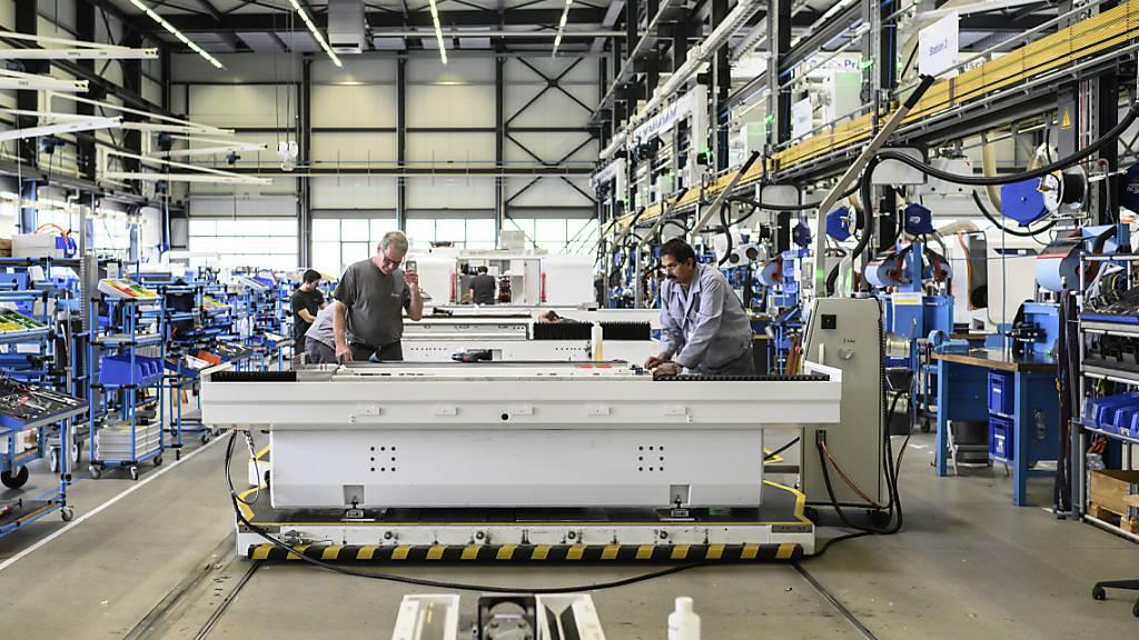 Schweiz fällt auf Rang fünf in WEF-Studie zu Wettbewerbsfähigkeit