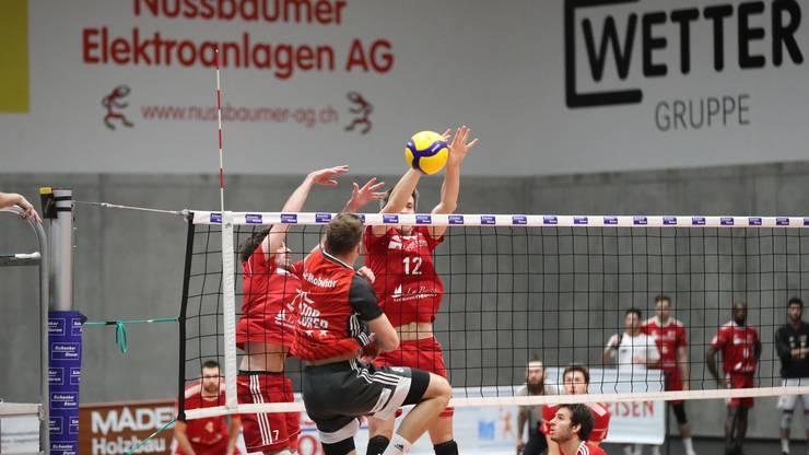 Im drittletzten Qualifikationsspiel gibt sich der zweitplatzierte Favorit aus dem Kanton Solothurn keine Blösse.