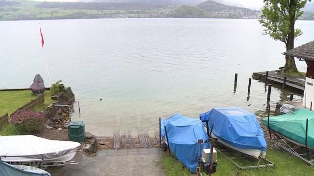 Tragischer Kanu-Unfall auf dem Thunersee