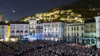 Das Filmfestival lockt jedes Jahr unzählige Besucher nach Locarno. (Archivbild)