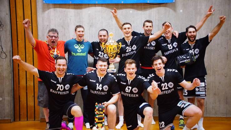 TV Möhlin Select Fricktaler-Cup Sieger
