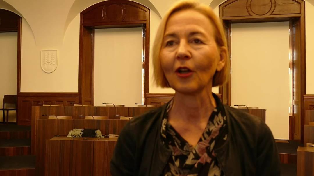 Susanne Schaffner, Vorsteherin Departement des Innern zur neuen Schwelle für den Überbrückungsfonds: «Viele Kleinstunternehmer wären durch die Maschen gefallen.»