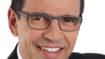 Vizeammann Matthias Jauslin (FDP).