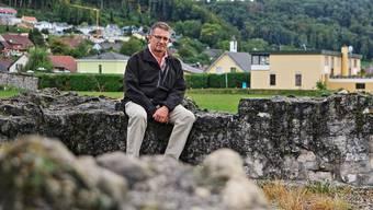 Alex Meyer ist neuer Gemeindeammann von Schwaderloch.