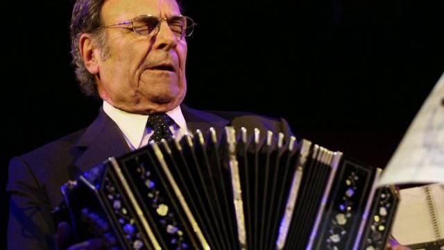 Leopoldo Federico bei einem Konzert in Buenos Aires 2007 (Archiv)