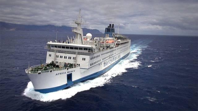 Mercy Ship — Das Spitalschiff