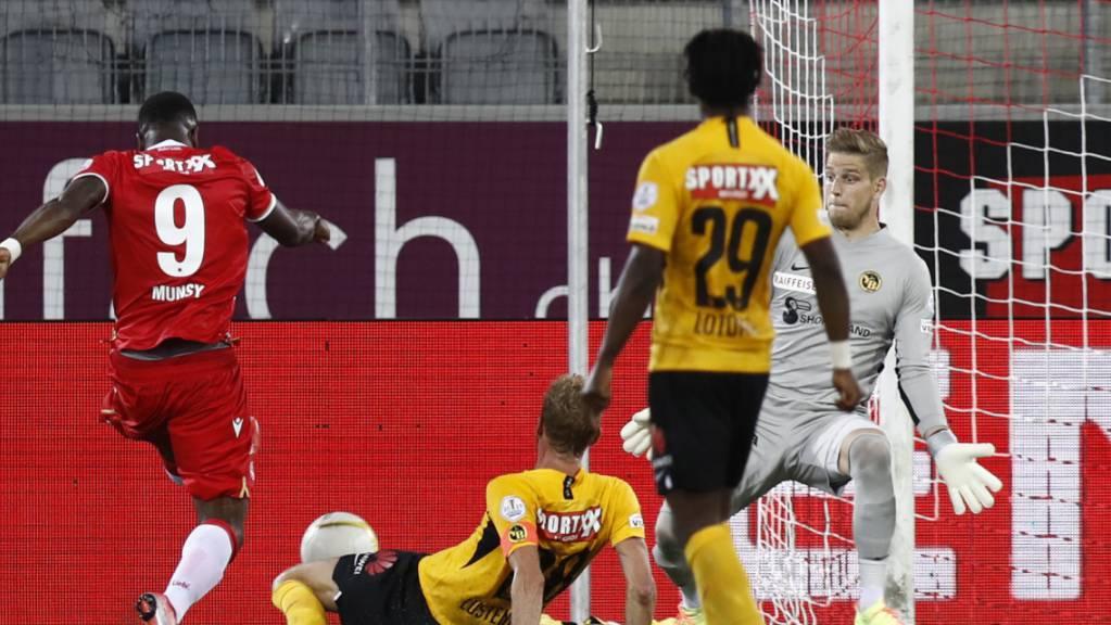 Von den Young Boys wird nach der 0:1-Niederlage gegen Schlusslicht Thun eine Reaktion erwartet.