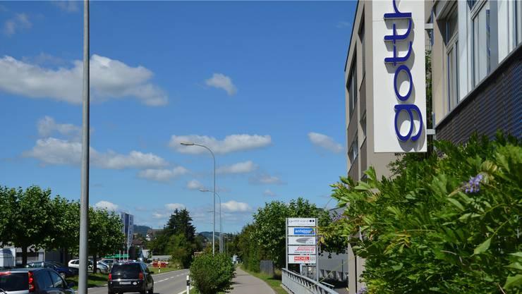 Alles unter einem Dach - die Antrimon Group AG ist weiterhin im Gotthard 3-Gebäude in Muri untergebracht. Eddy Schambron