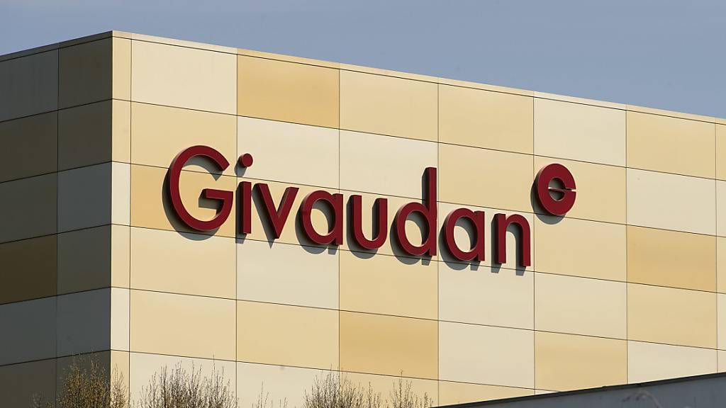Givaudan setzt Umsatzwachstum fort