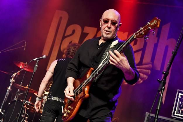 Bassist Pete Agnew ist das einzig verbliebene Gründungsmitglied der Band
